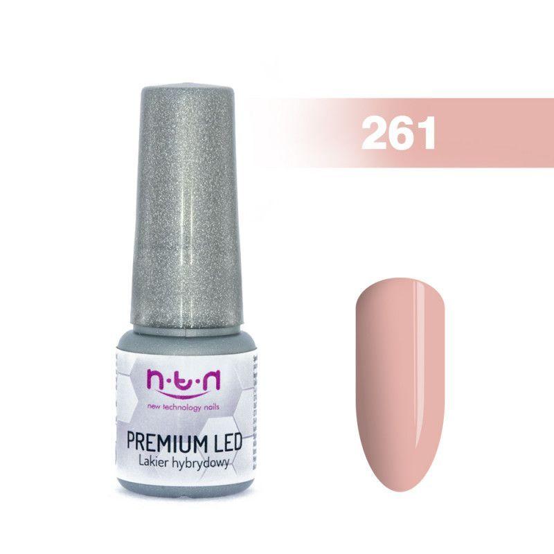 261.NTN Premium Led lak na nehty 6 ml