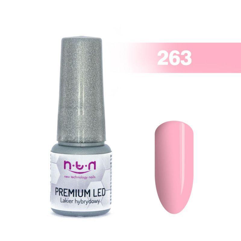 263.NTN Premium Led lak na nehty 6 ml