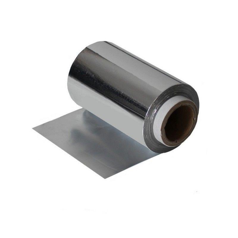 Kadeřnický alobal 12cmx250m, stříbrný