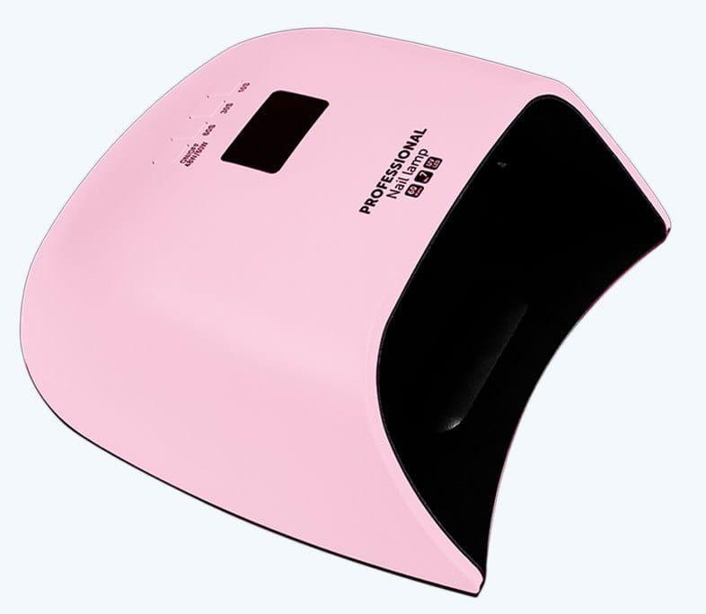Lampa Dual LED N7 PRO 60W růžová