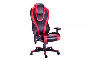 Herní židle CHAMPION - červená