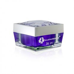 UV gel ARTISTIC MollyLac ART  fialový č. 6