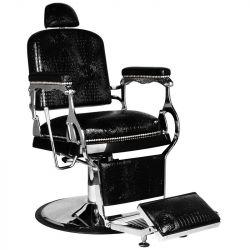 Barbers křeslo GABBIANO ALFREDO černé