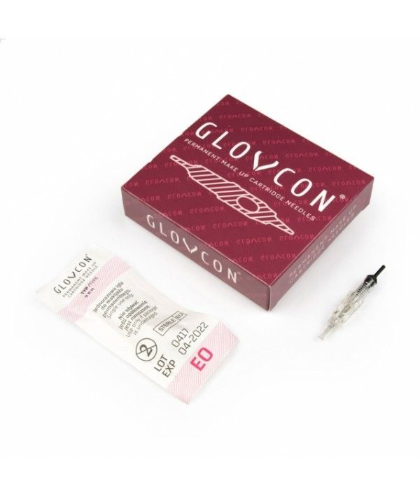 Cartridge na permanent makeup GLOVCON® 30/3RS