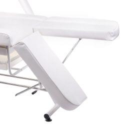 Kosmetické křeslo se zásuvkami BW-263 bílé